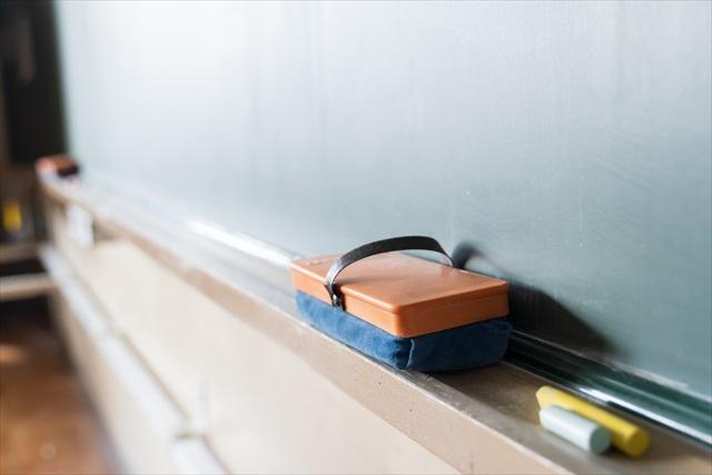 学校の黒板(イメージ、AC画像)