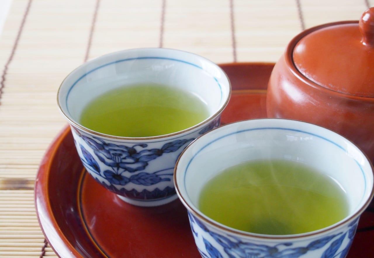 写真AC引用緑茶湯呑み