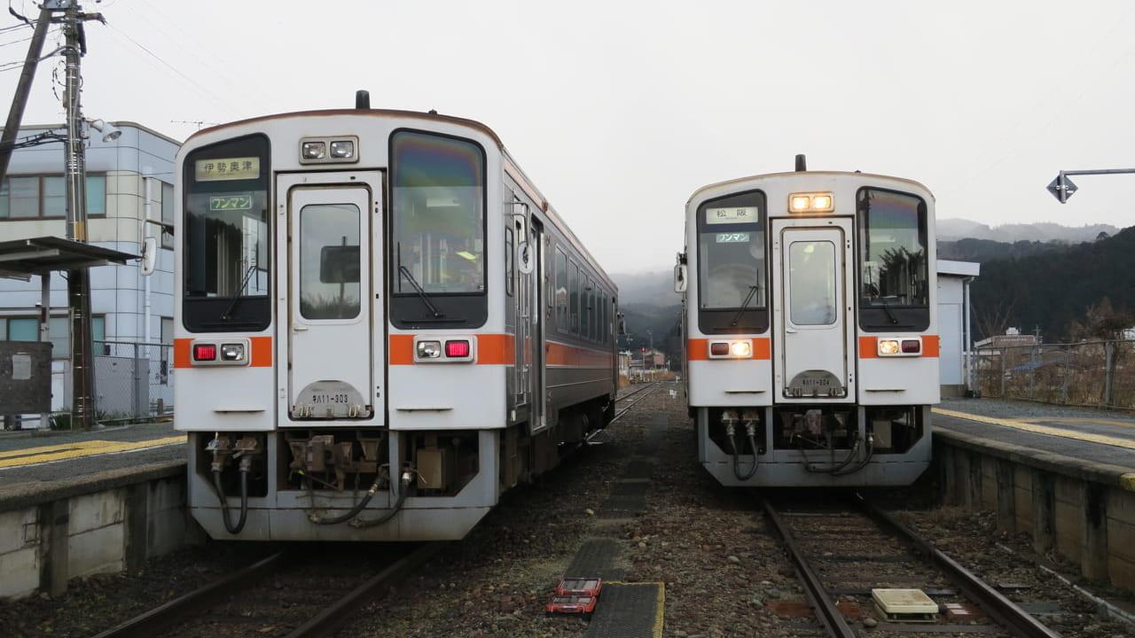 松阪市運転見合わせ